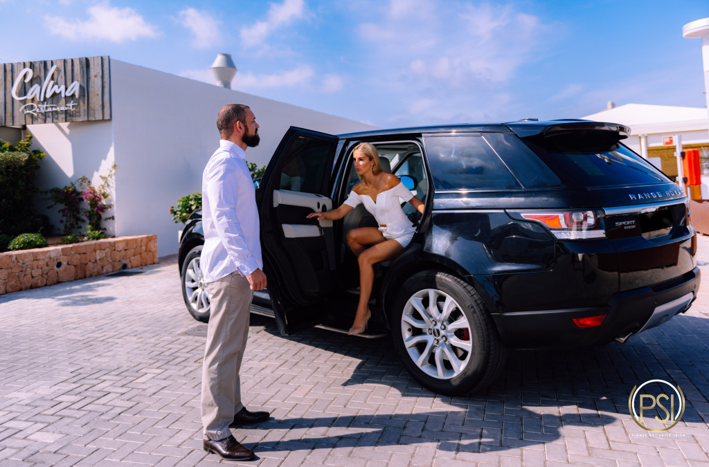 Private Security Ibiza Limited Chauffeur : Security Drivers